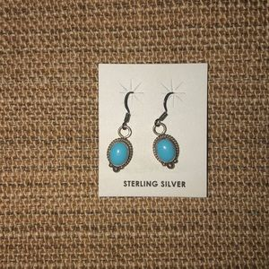 Native American made earrings